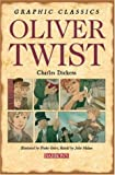 Oliver Twist (Barron's Graphic Classics) (0764159755) by Charles Dickens