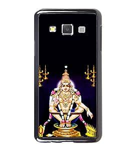 Printvisa Ultra Lord Ayyappa 2D Hard Polycarbonate Designer Back Case Cover for Samsung Galax...