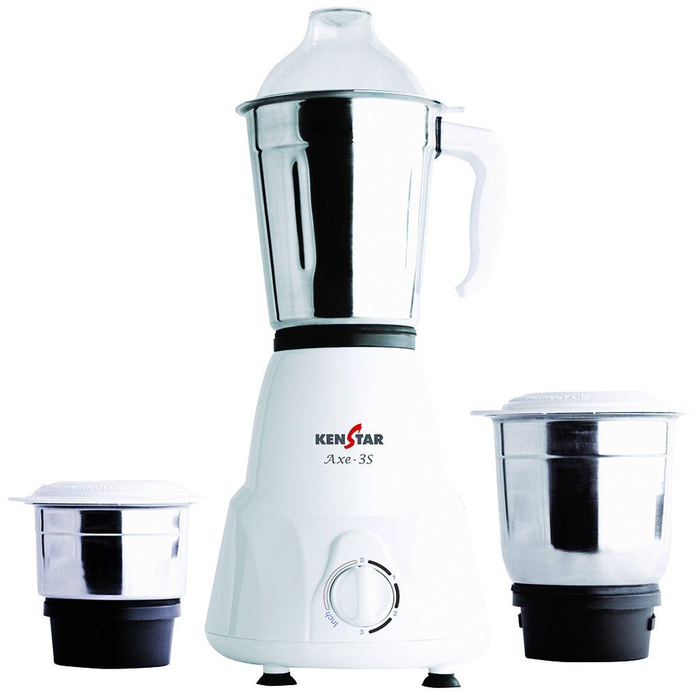 Uncategorized Kenstar Kitchen Appliances buy kenstar axe 3s 500 watt mixer grinder white online at low prices in india amazon in