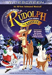 Rudolph The Red-nosed Reindeer - The Movie from Good Times Video