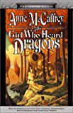 THE GIRL WHO HEARD DRAGONS Unabridged audio book 6 cassettes