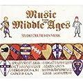 Musique du Moyen Age (Coffret 5 CD)