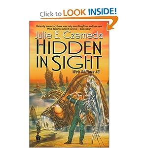 Hidden in Sight (Web Shifters 3) - Julie E. Czerneda