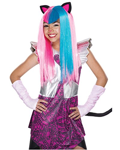 Rubie's Costume Monster High Boo York Catty Noir Child Wig