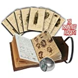 Doctor Who Journal of Impossible Things with Master Ring
