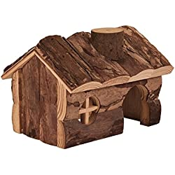 Trixie 6160 Natural Living Hendrik XL Hamsterhaus, 20 × 13 × 13 cm