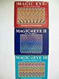 img - for Magic Eye 3D Illusions (Set of 3, Vol. 1-3) New Way of Looking at World; Now You See It; Visions... in Art book / textbook / text book