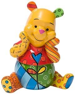 Disney by Romero Britto 4033896 Winnie the Pooh Figurine