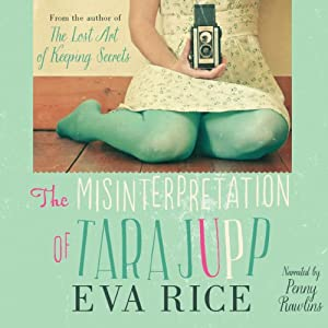 The Misinterpretation of Tara Jupp Audiobook