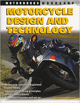 Motorcycle Design and Technology Handbook (Motorbooks Workshop