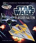 STAR WARS Flieger falten: Falte 30 Pa...