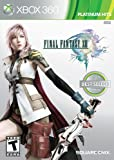 Final Fantasy XIII: Platinum Hits - Xbox 360