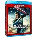Captain America : Le soldat de l'hiver -Combo Blu-ray 3D + Blu-ray 2D [Blu-ray] [Combo Blu-ray 3D + Blu-ray 2D]