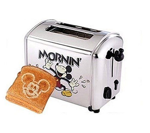 VillaWare V5555-11 MICKEY Mornin Toaster (Mickey Mouse Musical Toaster compare prices)