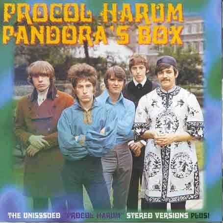 Procol Harum - Pandora