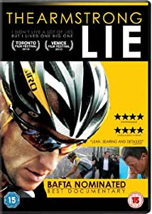 The Armstrong Lie [DVD] [2014]