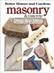 Better Homes and Gardens Masonry and...