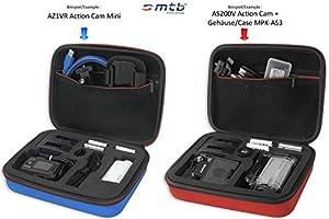 mtb more energy® Mallette pour Sony / Garmin / GoPro / Rollei - Etui Pochette Coffre Modulaire