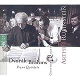 Dvorak : Quintette avec piano n° 2, en la majeur, op. 81 - Brahms : Quintette avec piano en fa mineur, op. 34