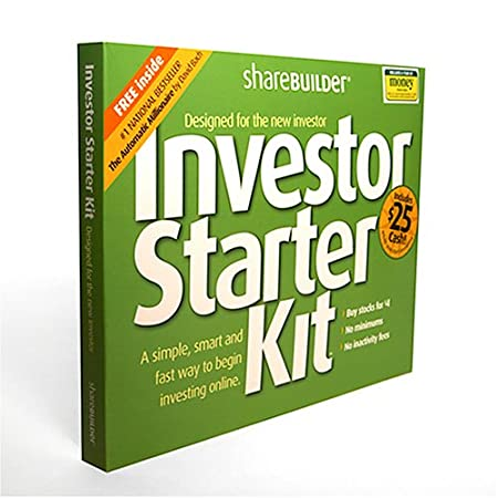 ShareBuilder Basic Investor Starter Kit