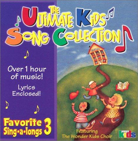 U Kids Favorite Sing-A-Longs
