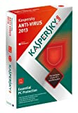Kaspersky Anti-Virus 2013 (3 PC, 1 Year subscriptions) (PC)