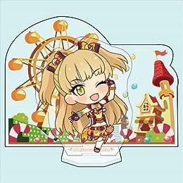 アイドルマスターシンデレラガールズ 02 城ヶ崎莉嘉 アクリルキャラプレートぷち