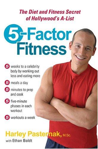 5-Factor Fitness, Harley Pasternak, Ethan Boldt