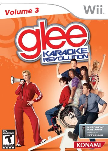 Karaoke Revolution Glee: Volume 3 Bundle