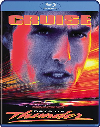 Blu-ray : Days of Thunder (Widescreen, Dolby, AC-3, Dubbed, )