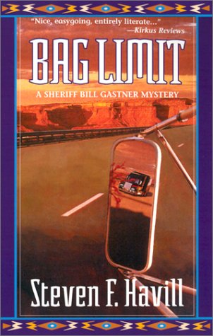 Bag Limit (Worldwide Library Mysteries), Steven F. Havill