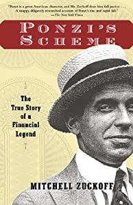 "Cover of ""Ponzi's Scheme: The True Story ..."