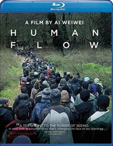 Blu-ray : Human Flow (Blu-ray)