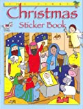 img - for The First Christmas Sticker Book book / textbook / text book