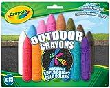 Crayola 15 Outdoor Crayons