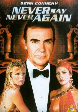 Never Say Never Again [DVD] [1983]