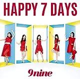HAPPY 7 DAYS(初回生産限定盤B)