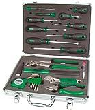 Mannesmann Set d'outils 24 pièces Coffret en alu (Import Allemagne)