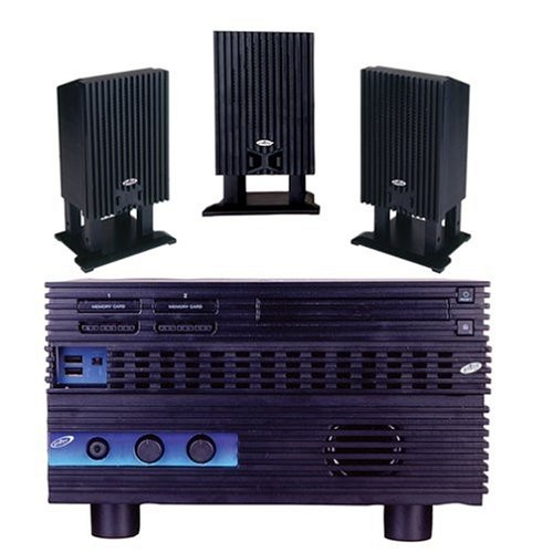 Horizontal 3-D Surround Sound System - Playstation 2