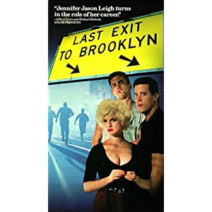 Amazon.com: Last Exit to Brooklyn [VHS]: Jennifer Jason Leigh ...