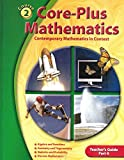 img - for Core-Plus Mathematics: 2-Volume Teacher's Guide, Course 2 (Parts A & B) book / textbook / text book
