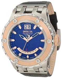 Invicta 10089 - Reloj de pulsera hombre, piel