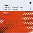 Schnittke : Concerto pour piano � quatre mains - Concerto pour piano et cordes