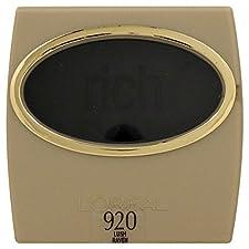 Loreal Wear Infinite Eye Shadow, Lush Raven, 920, 0.1 oz (2.8 g)