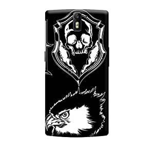 CaseLite Premium Printed Mobile Back Case Cover With Full protection For OnePlus One (Designer Case)