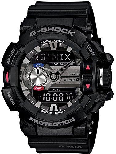 CASIO G-SHOCK 「G'MIX」 GBA-400-1AJF Men's Japan import