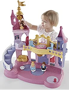 Fisher-Price Little People Twirl and Songs Palace