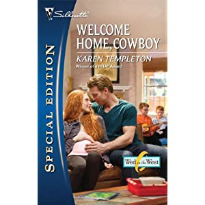 Welcome Home, Cowboy by Karen Templeton