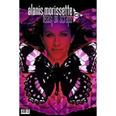 Alanis Morissette : Feast on Scraps [DVD + 1 CD 9 titres inédits]