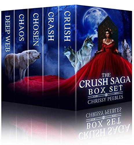 The Crush Saga Box Set